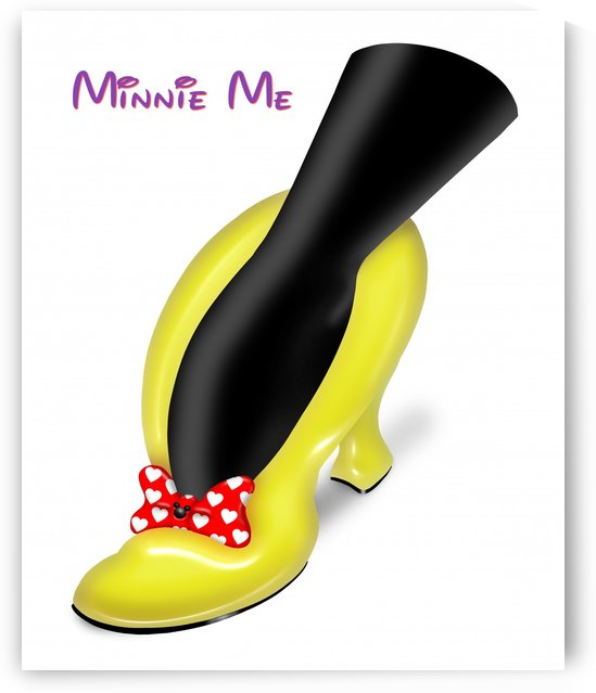 Minnie Me by AnarKissed