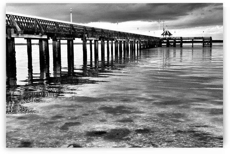 Dark Pier by Andy Jamieson