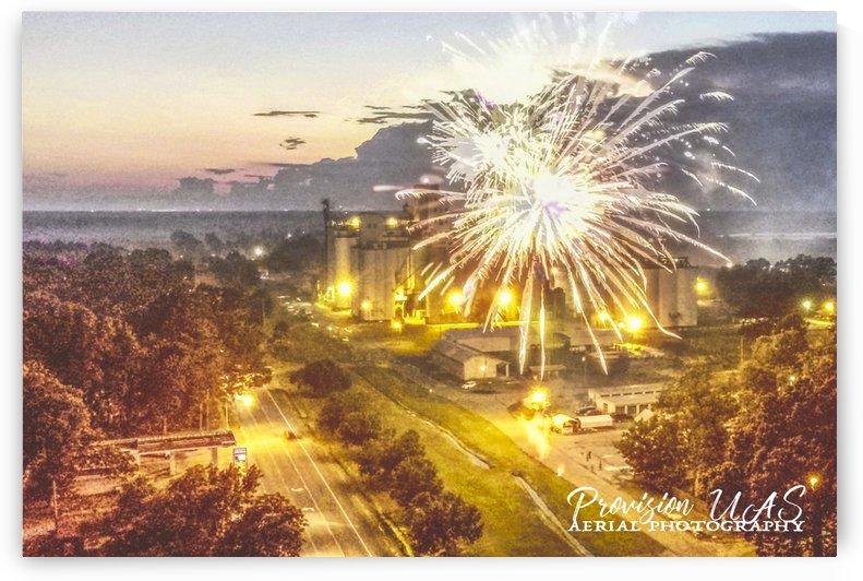 Lonoke, AR | 4th of July by Provision UAS