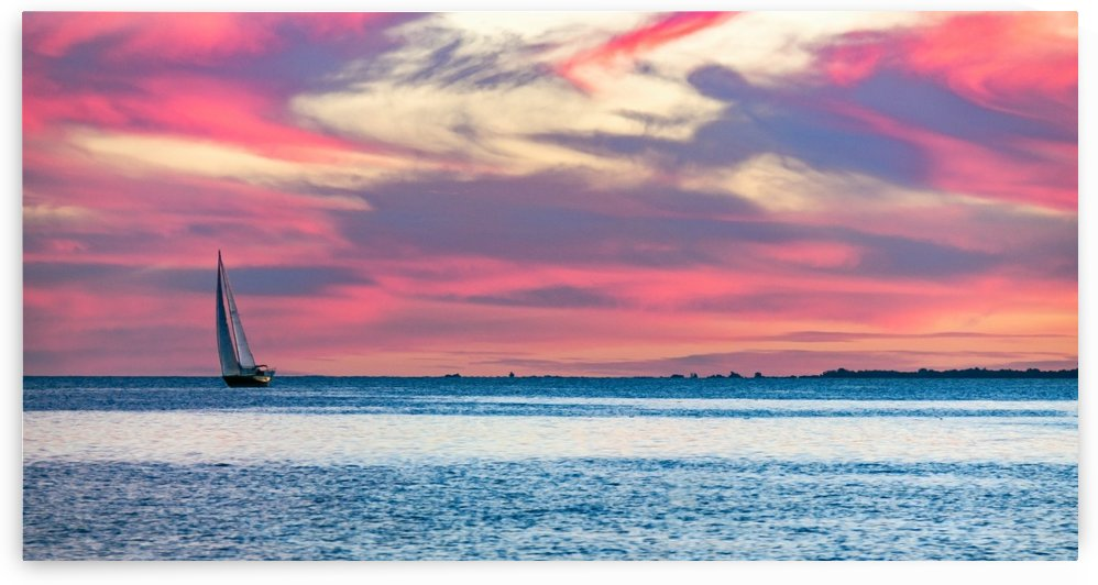 Pink Sky by Tim Warris Photography