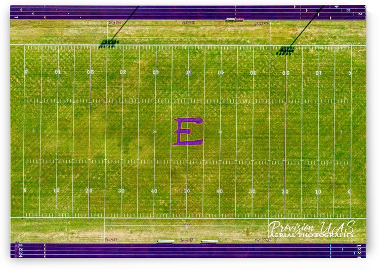 England, AR | Lions Football Field by Provision UAS