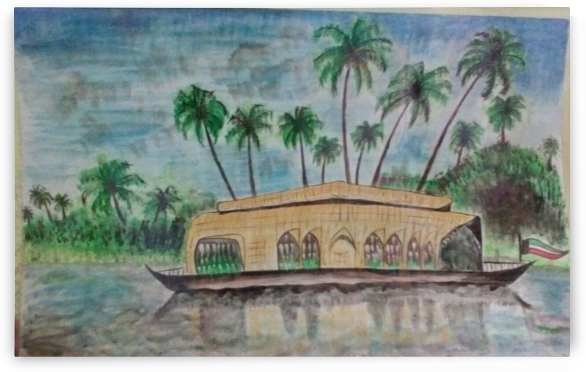 boat house by Raja Hussain
