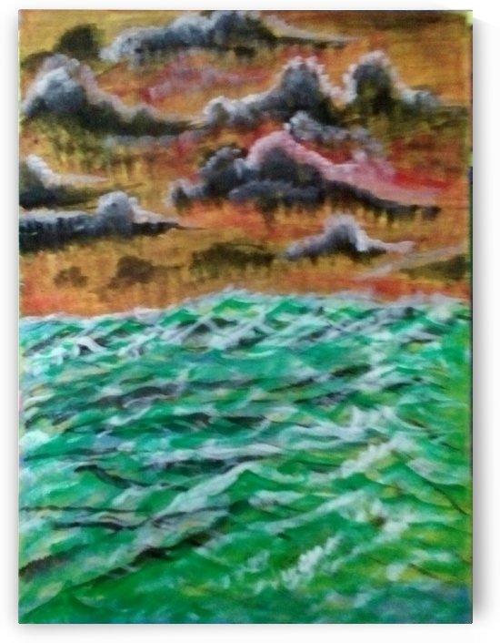 Deep Sea by Raja Hussain