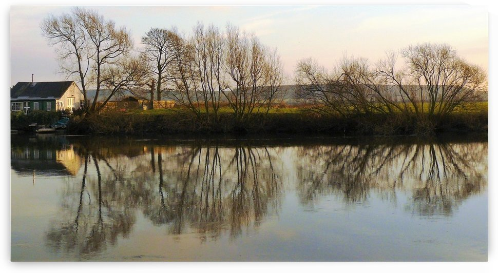 Trent reflection by Andy Jamieson