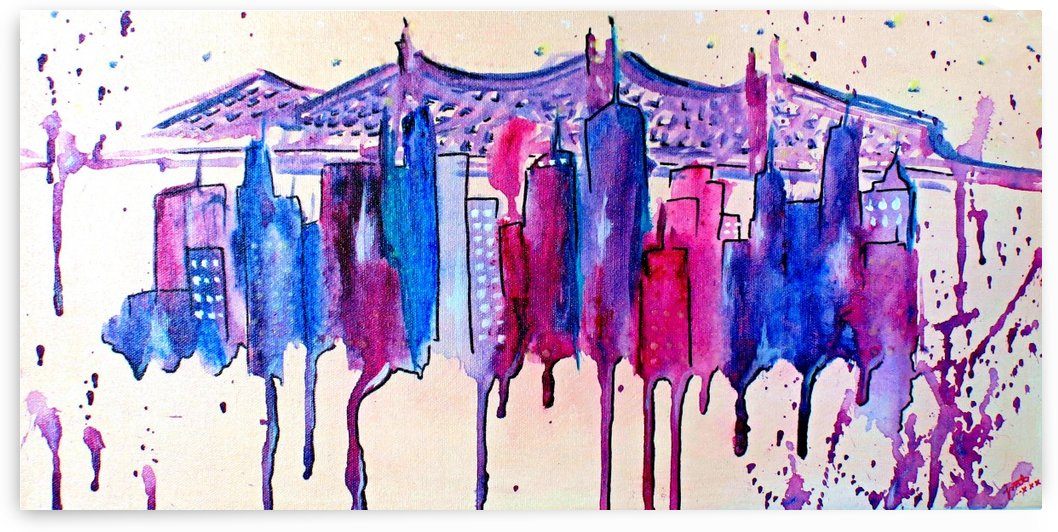 City of Colour by KyLex