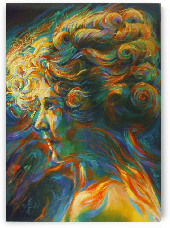Mary Pickford - 13-09-17 by Corné Akkers
