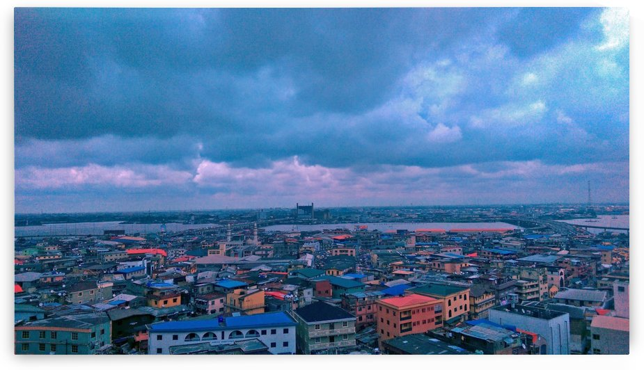 Lagos Nigeria by Tola Adeniyi
