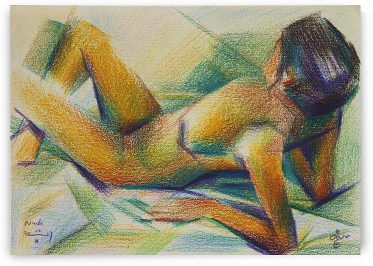 Nude - 01-10-17 by Corné Akkers