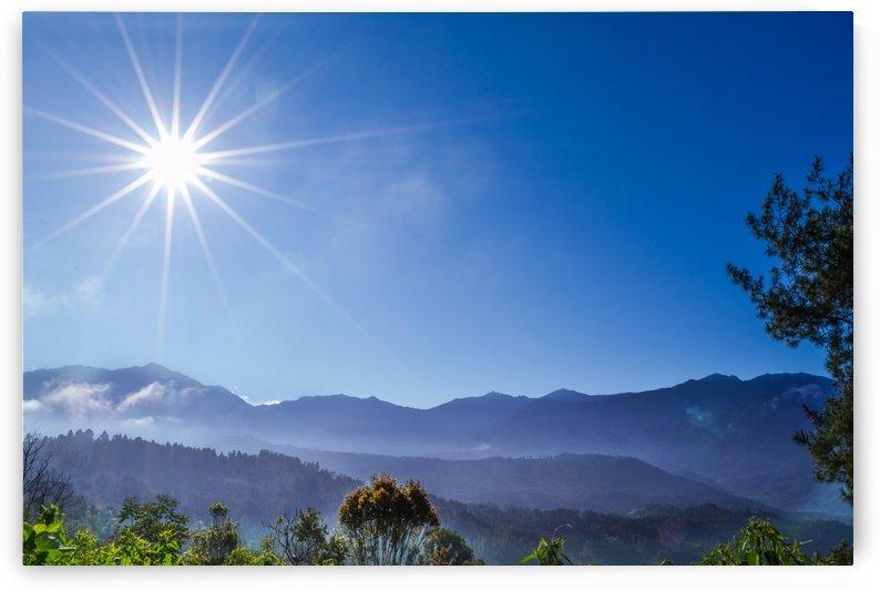 Early Morning Sunshine Mount Latimojong   Indonesia by Travenesia