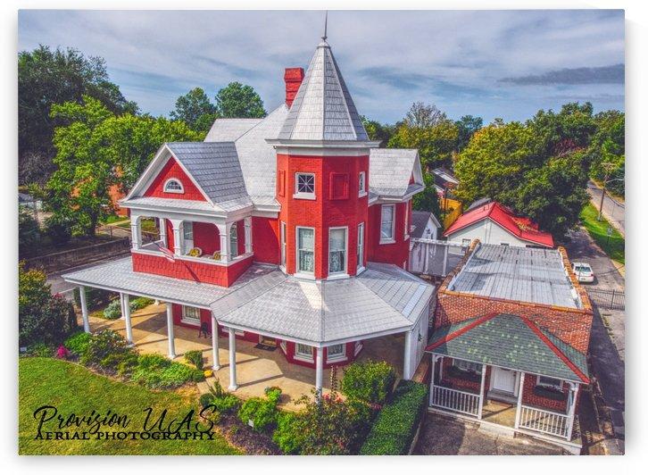 Lawrenceburg, TN | The Garrett House by Provision UAS