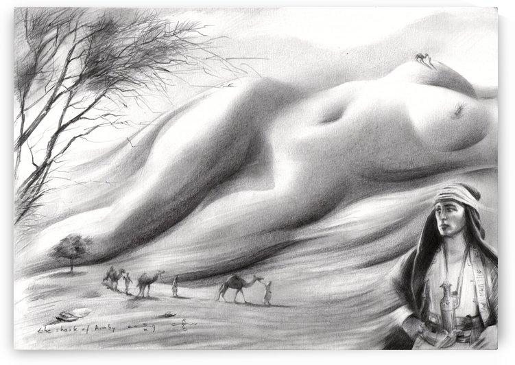 The sheik of Araby - 15-10-17 by Corné Akkers