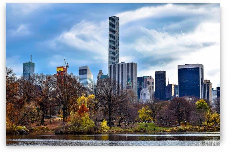Autumn Central Park  by vincenzo