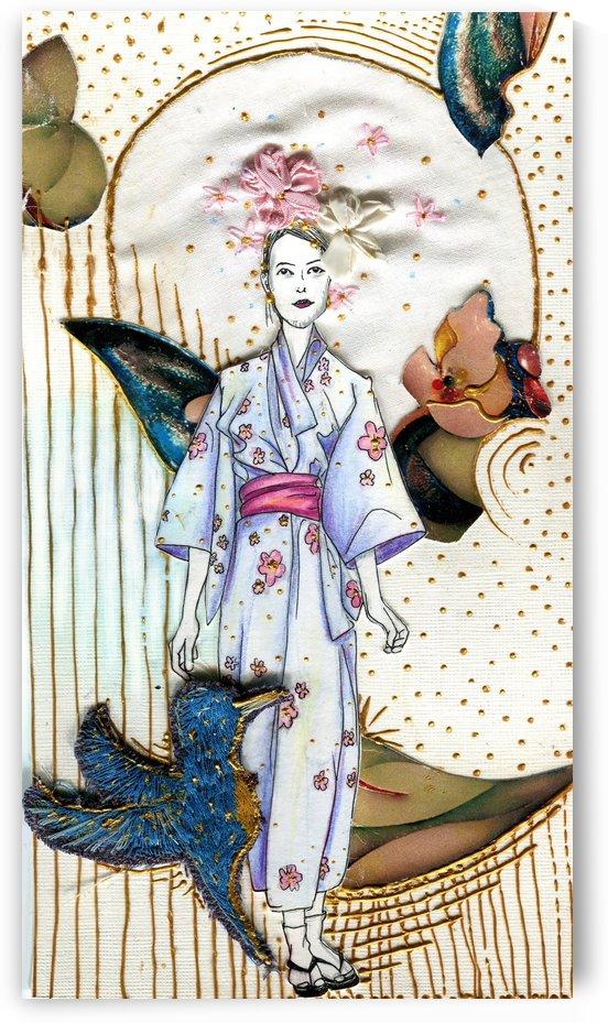 Hana, from everywhere by Madeleine Sibthorpe