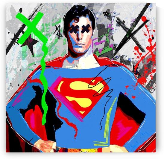 Superman X by GABA