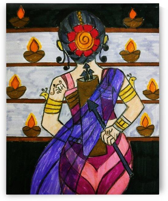 Sita the warrior by Anjana