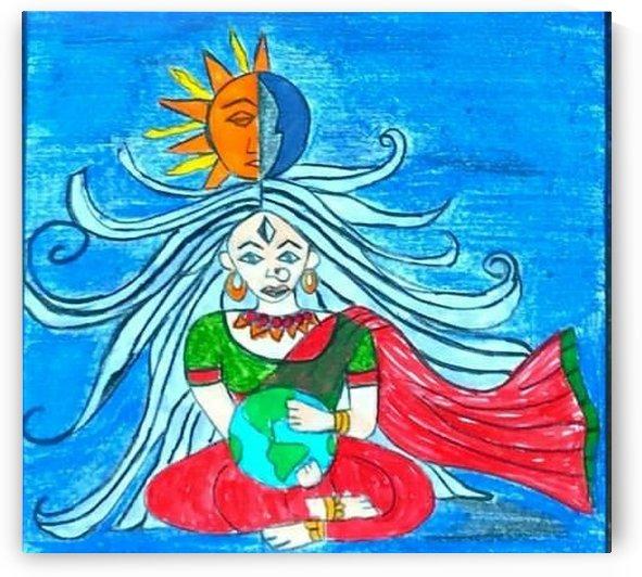 Mother Earth by Anjana
