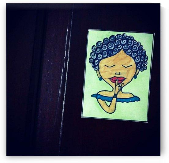 Silence Please by Anjana