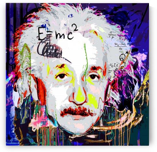 Einstein by GABA