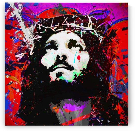 Cristo by GABA