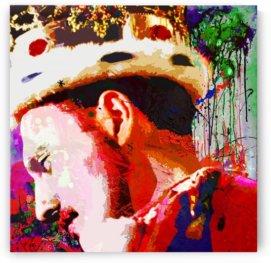 King Mercury by GABA