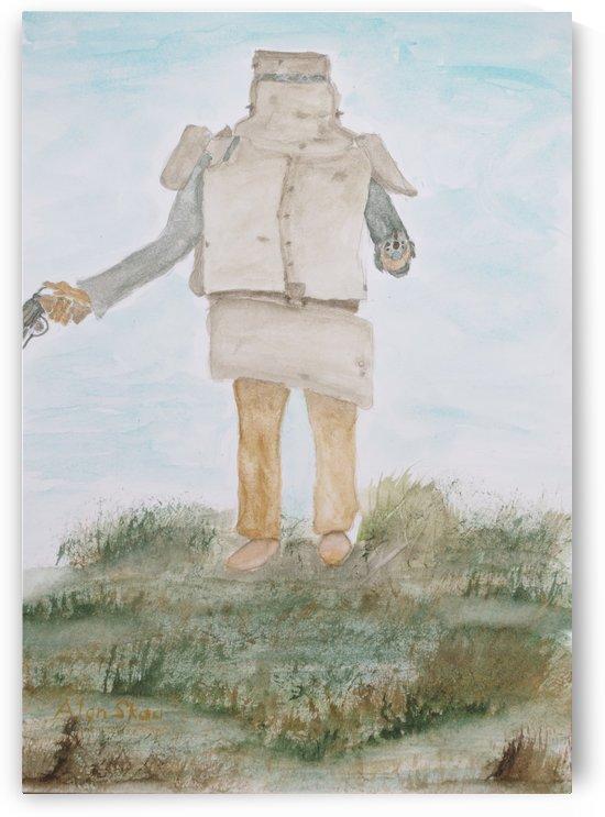 Bushranger- Ned Kelly. by Alan Skau