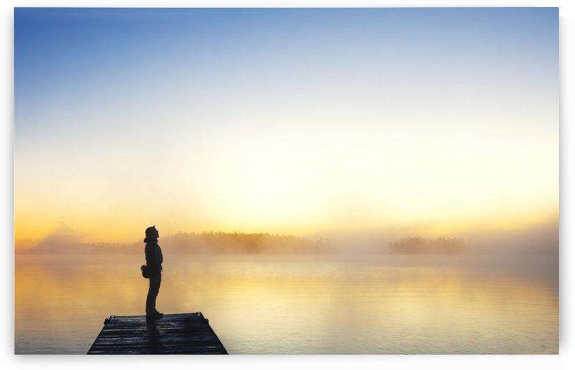 Morning silence  by Marko Radovanovic