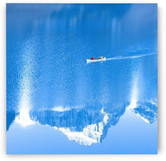 Icy blue  by Marko Radovanovic