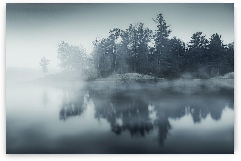 Dark island by Marko Radovanovic