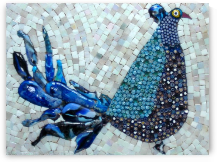 Blue Fusion Pheasant by currypussy