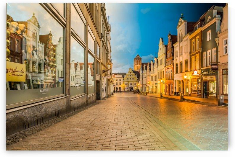 Wismar Day2Night by adiciu