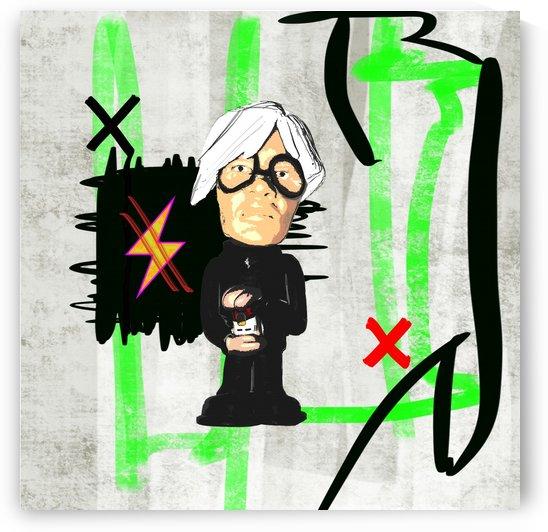 Warhol by GABA