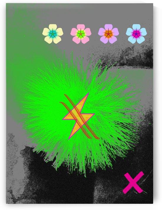 Fendi Money Flower by GABA