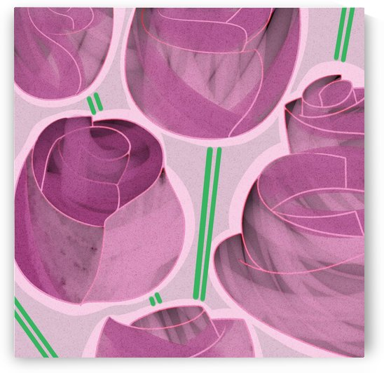 Purple Stem by Rosielyn Obedencio