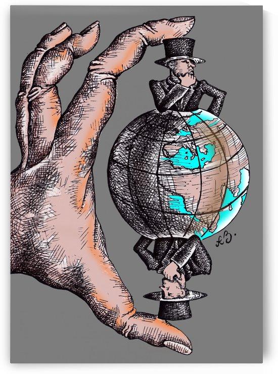 world by Klodian Bezhani