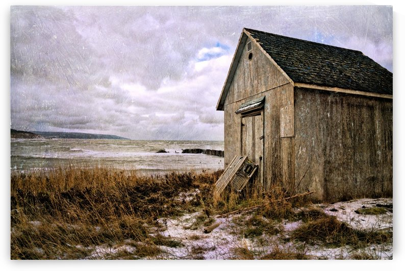 Weathered by Michel Soucy
