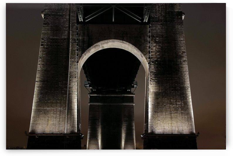 Under the bridge by Denis Brien