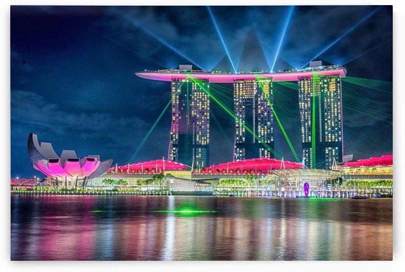 Singapore by Andrea Spallanzani