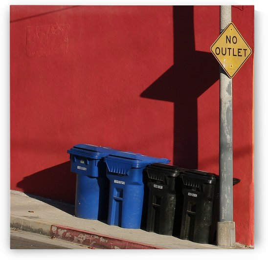 No Outlet  by Hold Still Photography