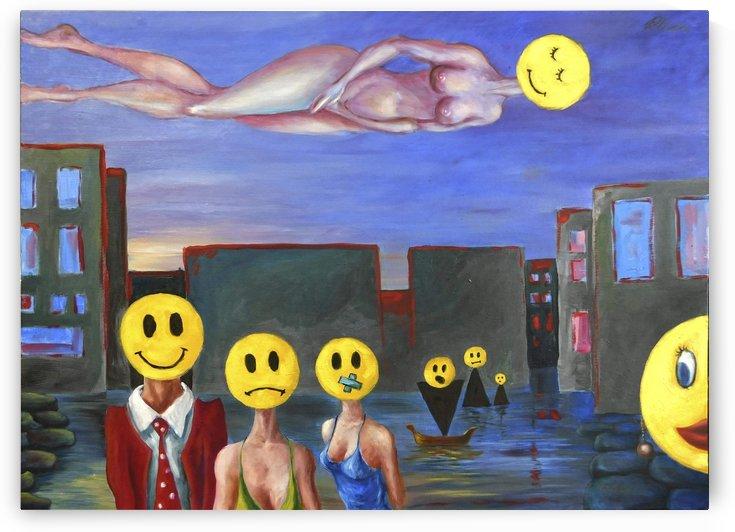 homo smilikus by Andrey Polunin