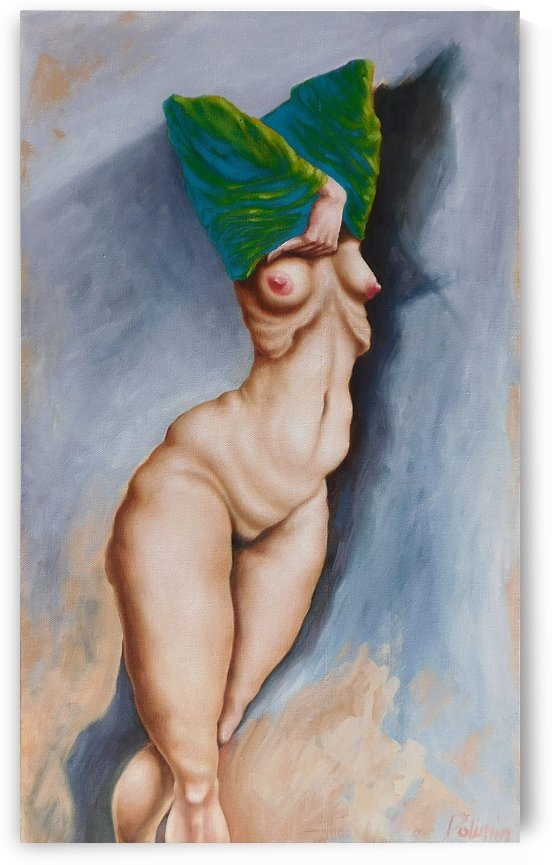 Nudity by Andrey Polunin