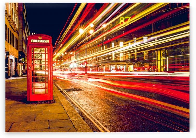 London at Night by Stockpix