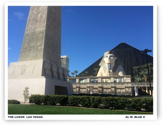 The Luxor by al blue