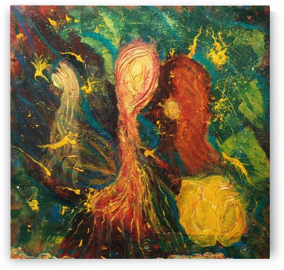 Dance of the Ile by ciobanu c veronica