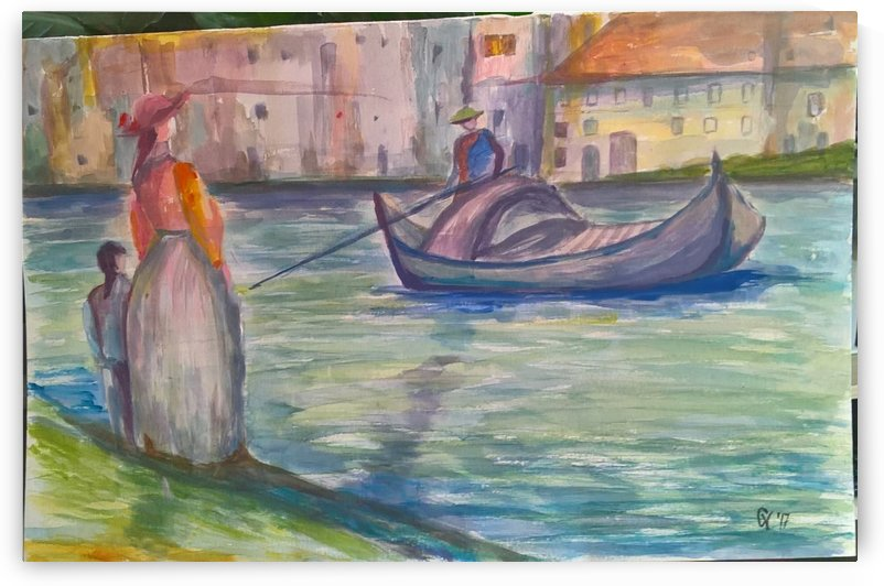 Venice by ciobanu c veronica