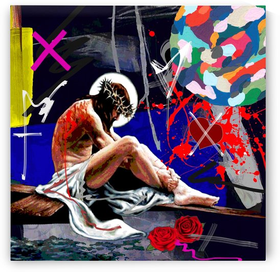 Christ X by GABA
