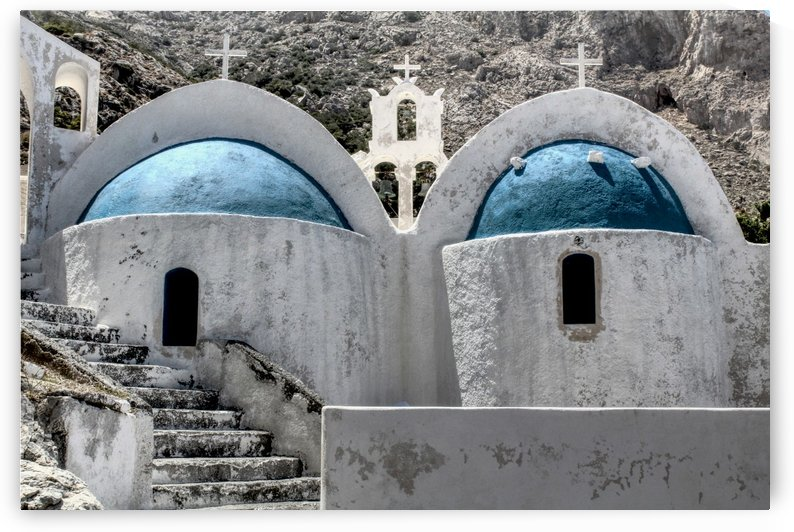 Landscape - Church by Bentivoglio Photography