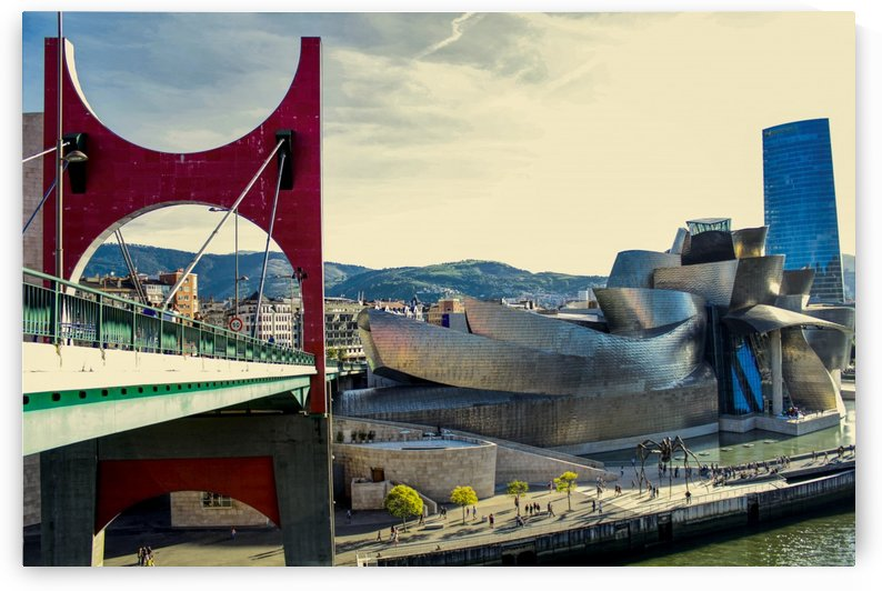 Bilbao Museum - Basque Country by Bentivoglio Photography
