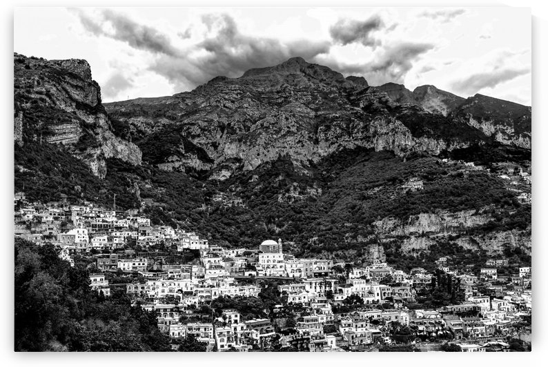 Black and White Landscape  - Italy by Bentivoglio Photography
