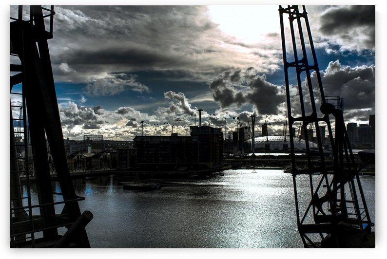London Dramatic Sky - UK by Bentivoglio Photography