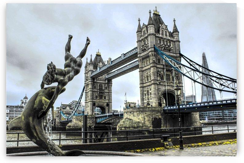 Tower Bridge - London  by Bentivoglio Photography